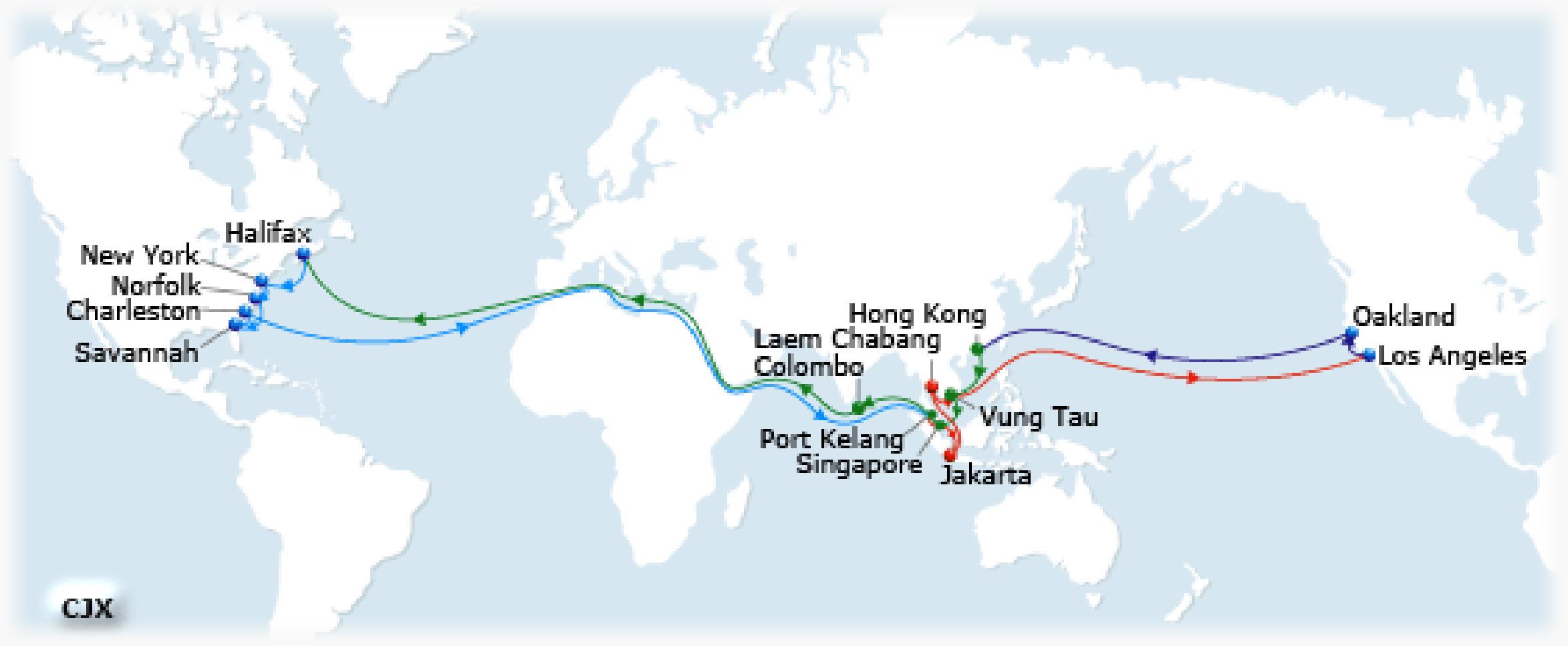 Passenger Freighters Voyage List Maris Freighter Cruises