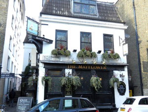 Mayflower Pub, London
