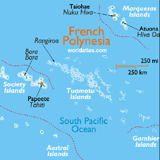 ARANUI 5 Cruises to the Bora Bora Marquesas and Society Islands