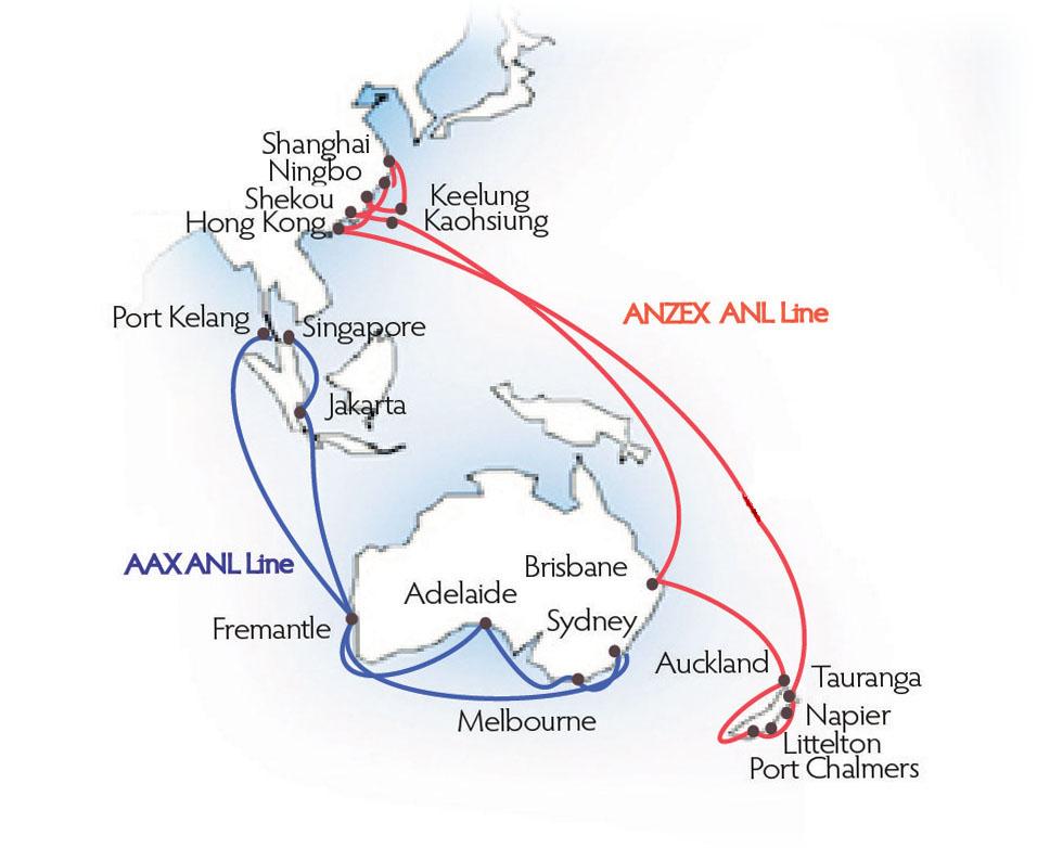map asia-australia-south-america south seas services