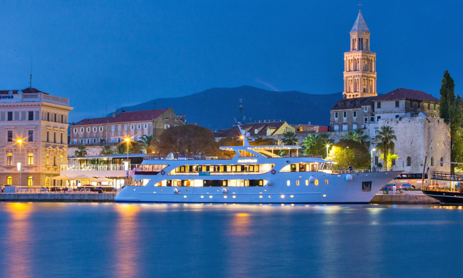 Split, Croatia Cruise