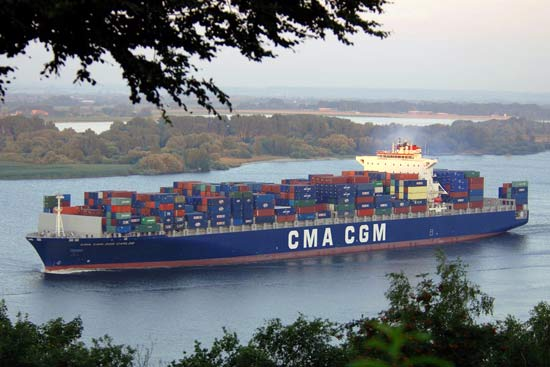 Transatlantic Voyages Offered By The Cma Cgm French Line