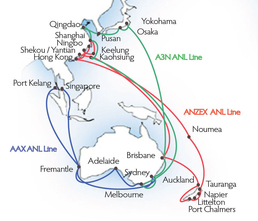 map asia-australia-south-america south seas services