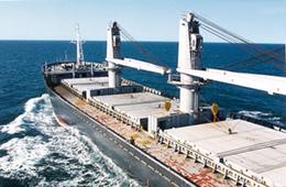 A handy-size bulkcarrier